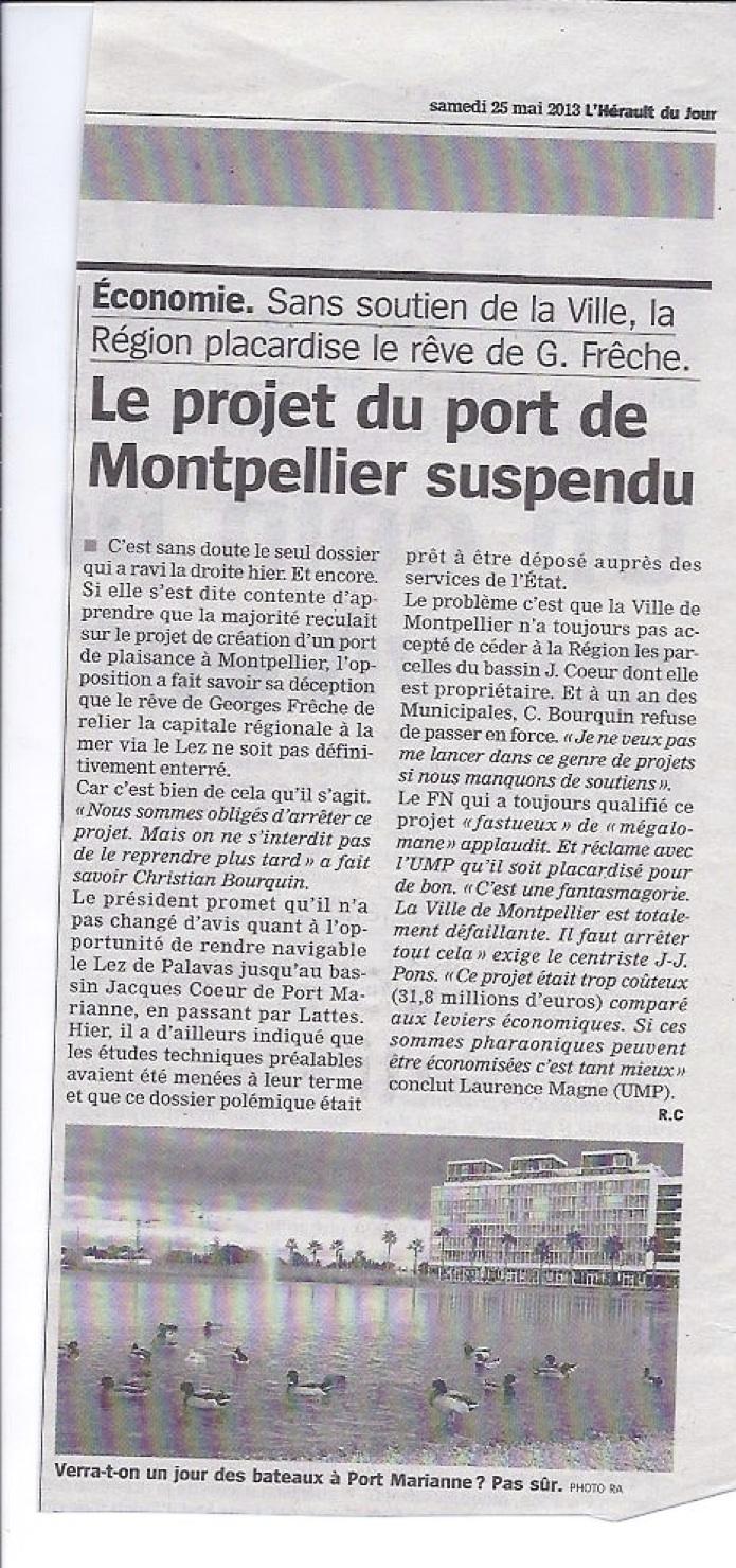 Port marianne montpellier4020 - Horaire poste montpellier port marianne ...